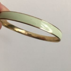 J Crew Enamel Bangle Bracelet